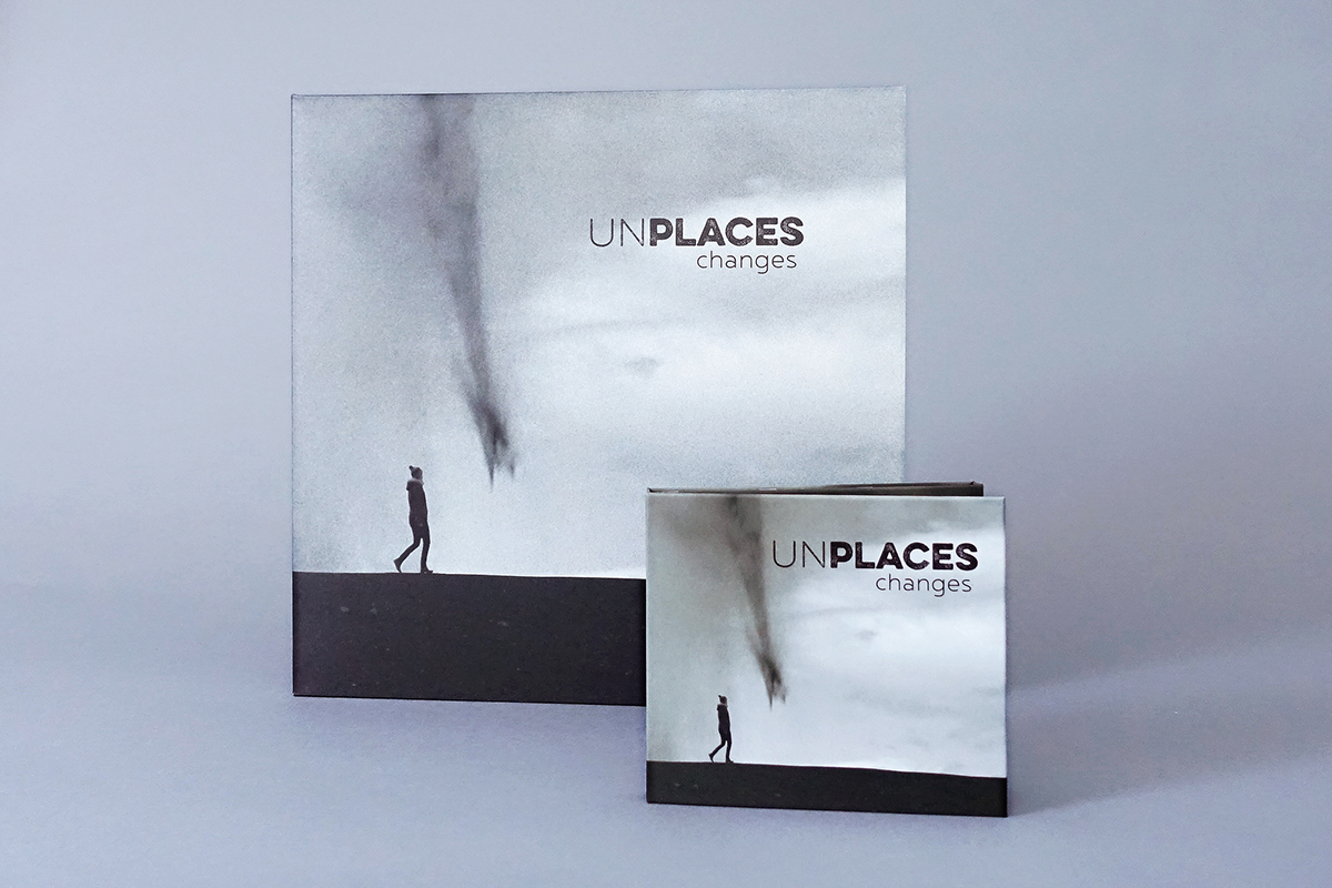 Unplaces CD Cover